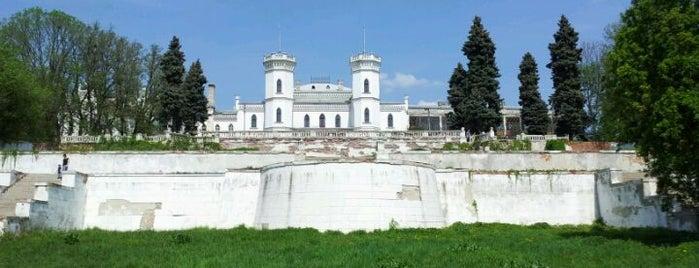 Шарівський палац is one of Veronika : понравившиеся места.