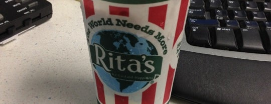 Rita's Italian Ice & Frozen Custard is one of New York IV.