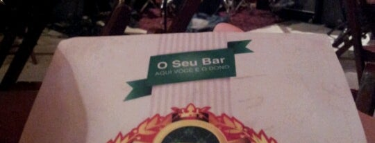 O Seu Bar is one of Lieux sauvegardés par Aline.