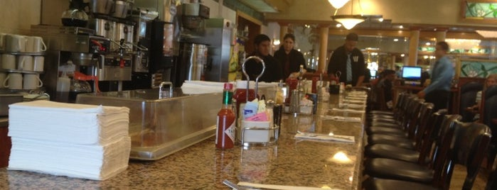 Westfield Diner is one of Restaurants I liked.