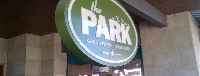 The Park at The Domain is one of BEST BARS - SOUTHWEST USA.