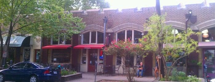 Sentient Bean is one of Coffee Shops of Savannah.