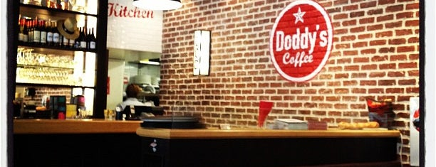 Doddy's Coffee is one of PARIS Burger.