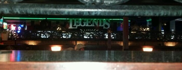 Legends is one of New Orleans.