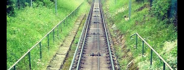 Merkur Bergbahn is one of Buitenland.