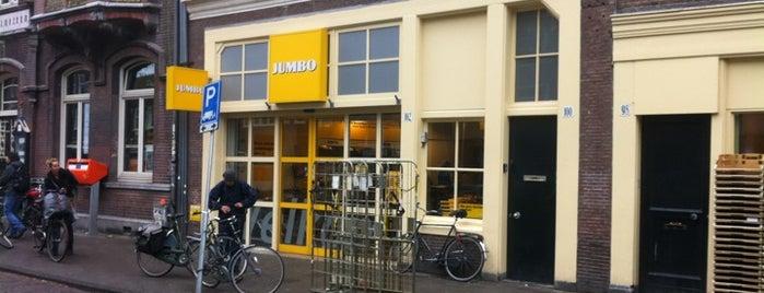 Jumbo is one of Amsterdam.