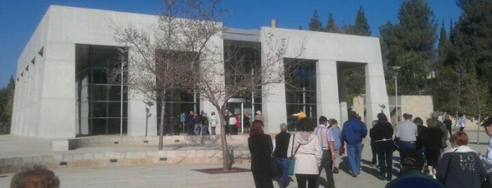 Holocaust Art Museum is one of Jerusalem, The Jesus HQ.