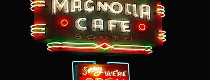 Magnolia Cafe South is one of Keep Austin Awesome.