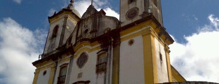 Igreja São Francisco de Paula is one of Ouro Preto.