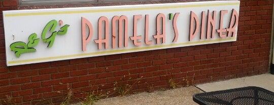 P&G Pamela's Diner is one of Silene'nin Beğendiği Mekanlar.