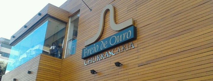 Churrascaria Freio de Ouro is one of Eat, Drink & Coffee.