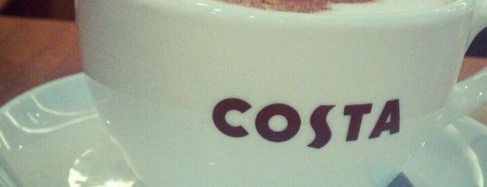 Costa Coffee is one of Kübra'nın Beğendiği Mekanlar.