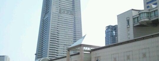 Yokohama Museum of Art is one of Japan. Places.