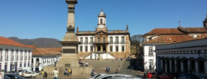 Praça Tiradentes is one of Inspired locations of learning 2.