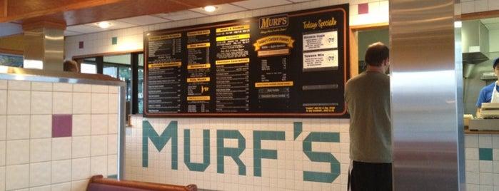 Murf's Frozen Custard & Jumbo Burgers is one of Must Visit Local Milwaukee Establishments.
