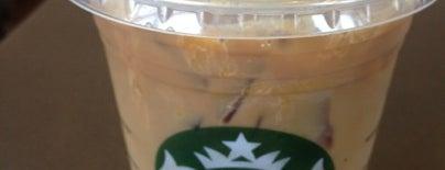Starbucks is one of Connie 님이 좋아한 장소.