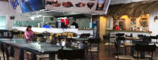 Huapango's is one of Locais salvos de Luis.