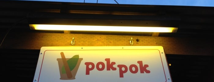 Pok Pok is one of PDX.