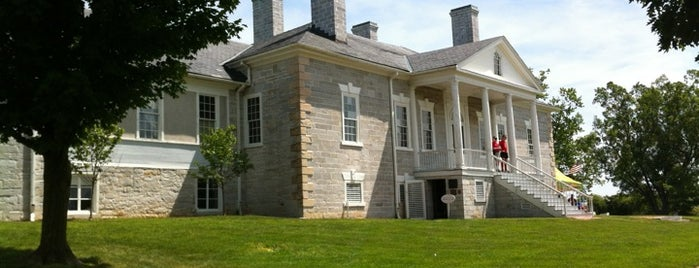 Belle Grove Plantation is one of Historic Sites - Museums - Monuments - Sculptures.