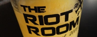 The Riot Room is one of Bar Rescue Hall of Fame.