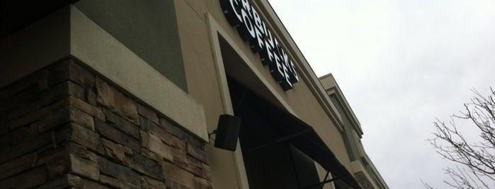 Starbucks is one of Tempat yang Disukai John.