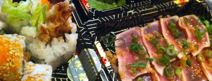 Hiro's Sushi Express is one of Guide for Miami.