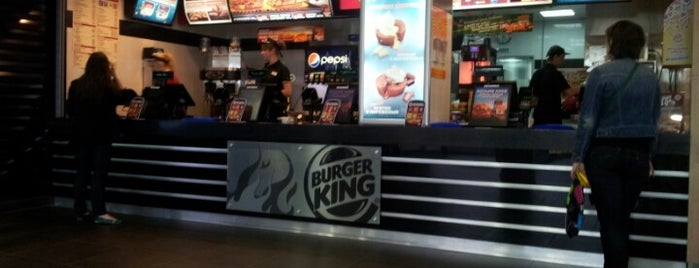 Burger King is one of junglist massive!.