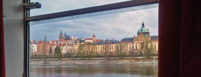 Florentina Boat is one of Long weekend in Prague.