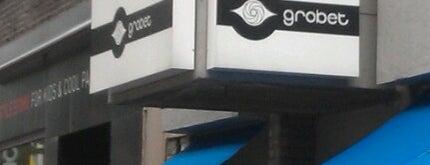 Grobet is one of Orte, die ™Catherine gefallen.