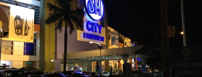 SM City Fairview is one of Jackie 님이 저장한 장소.