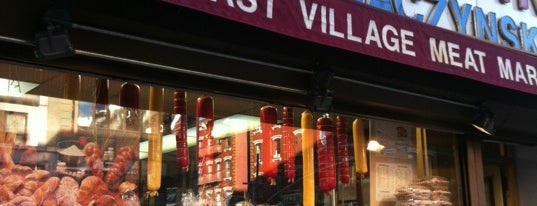East Village Meat Market is one of Food and drink to try in the hood.