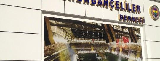 Yalova Fenerbahçeliler Derneği is one of Hasan: сохраненные места.