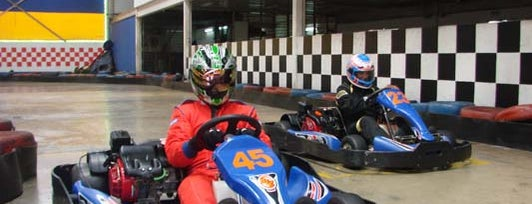 Star Kart Indoor Karting is one of Sitios del mes.
