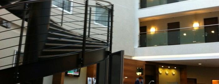 Hotel NH Budapest City is one of Posti che sono piaciuti a Claudia.