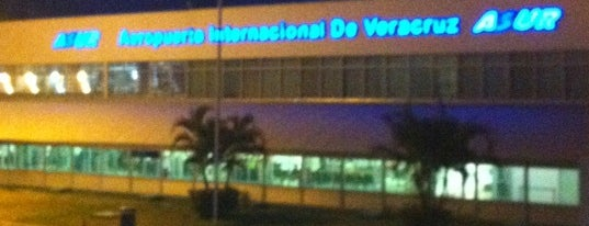 Aeropuerto Internacional de Veracruz (VER) is one of Viajes.