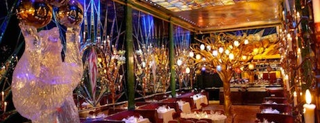 Russian Tea Room is one of NY Region Old-Timey Bars, Cafes, and Restaurants.