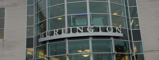 Burlington Mall is one of Erica 님이 좋아한 장소.