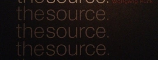 The Source by Wolfgang Puck is one of Washington, D.C.'s Best Asian - 2013.