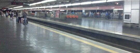Estação Brás (Metrô) is one of ABC Paulista, etc..