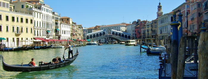 Canal Grande is one of Part 3 - Attractions in Europe.