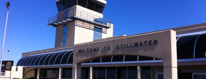 Stillwater Regional Airport (SWO) is one of Hopster's Airports 1.