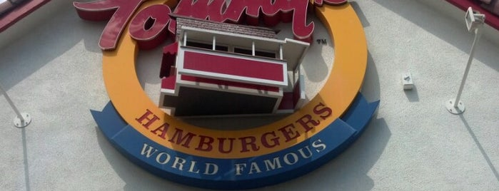 Original Tommy's Hamburgers is one of Right on Roadside Fare.