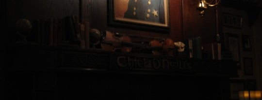 Chief O'Neill's Pub & Restaurant is one of BrewDog Show Mentions.