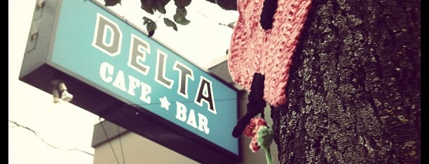 Delta Cafe is one of Portland Faves.