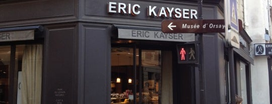 Éric Kayser is one of Quartier Latin.