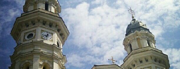 Хрестовоздвиженський кафедральний греко-католицький собор / Greek Catholic Holy Cross Cathedral is one of Lugares favoritos de Yanina.