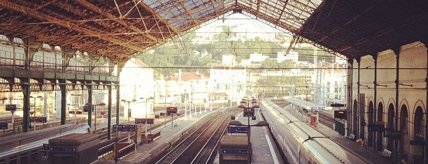 Gare SNCF de Lyon-Perrache is one of Carlosさんのお気に入りスポット.
