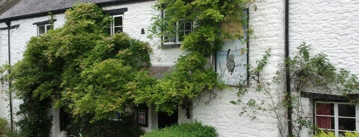 The Old Church House Inn is one of Paranormal Sights.