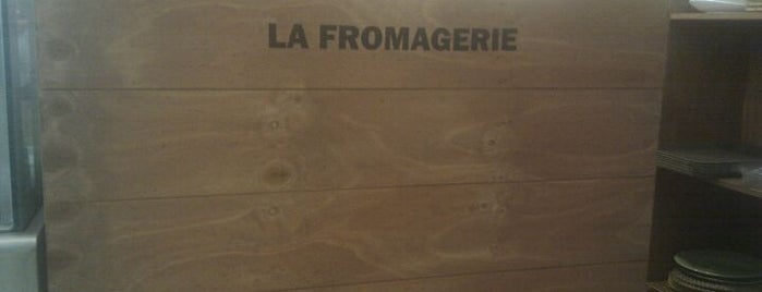 LA FROMAGERIE is one of Korea3.