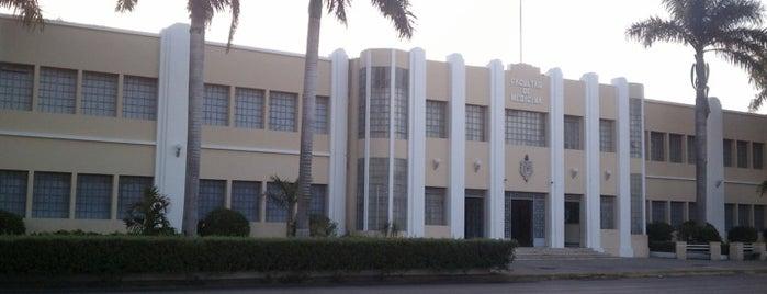Facultad de Medicina (UADY) is one of Josman'ın Beğendiği Mekanlar.